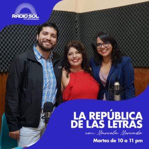 PODCAST LA REPÚBLICA DE LAS LETRAS (2019)
