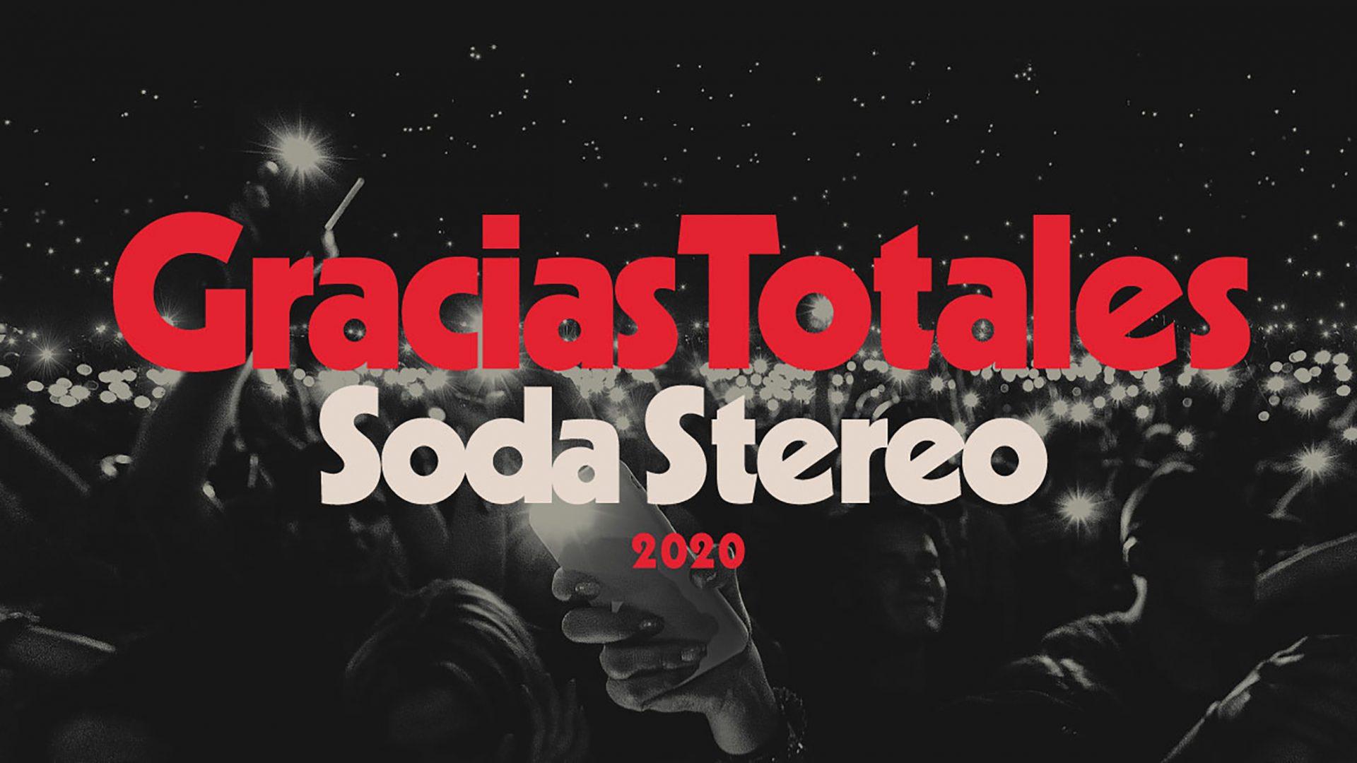 Gira Gracias Totales Que Marca El Regreso Soda Stereo A Chile Anuncio Valores Y Fecha De Ventas De Entradas Radio Sol